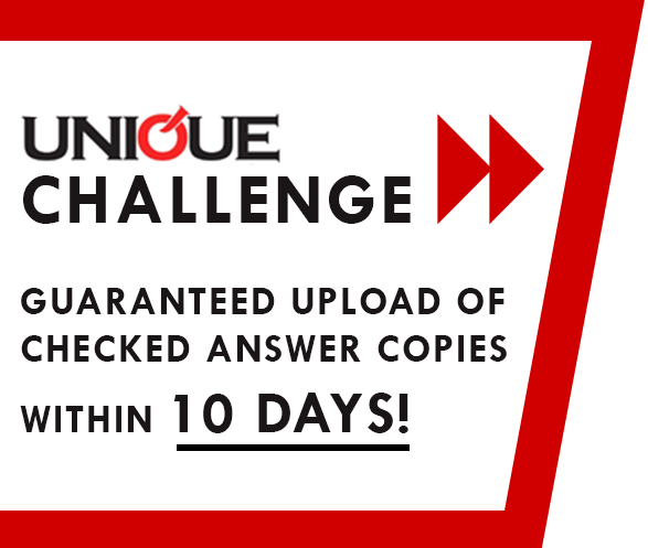 Corrected answer copies within 10 days